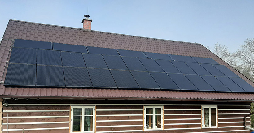 Jak sluneční elektrárna funguje?